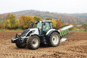 Valtra, nowa seria T. Źródło: Farmer.pl