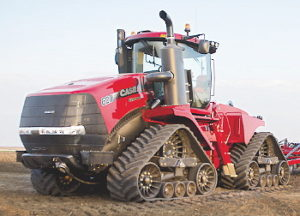 Case 620 Quadtrack.  Źródło: www.wnif.co.uk